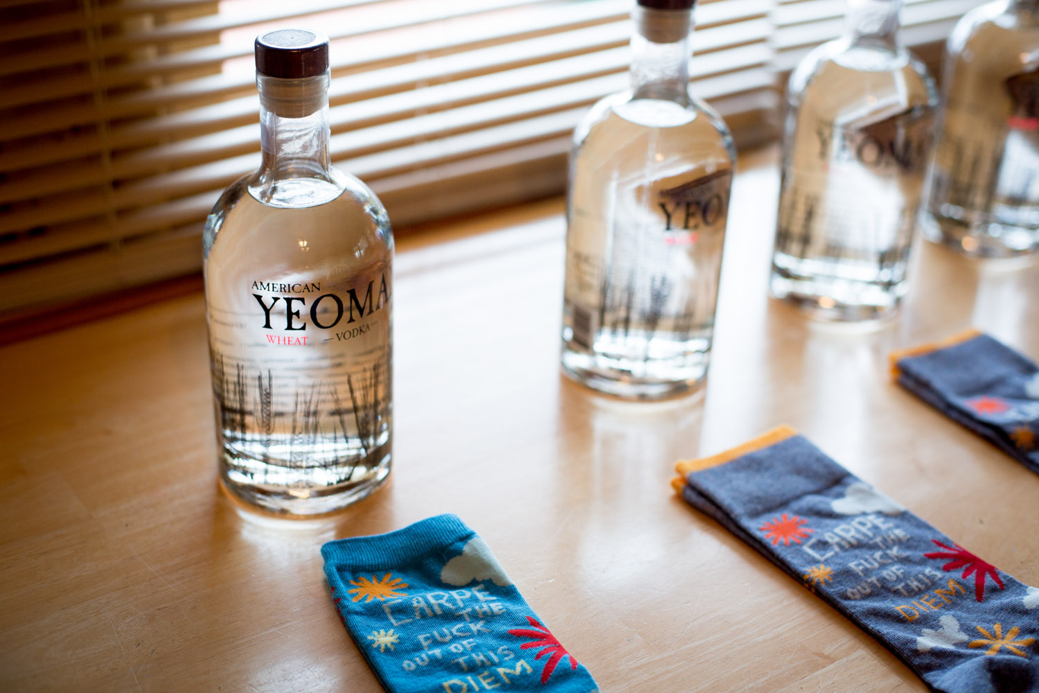 04-cabin-wedding-groomsmen-gifts-yeoman-vodka-funny-socks-carpe-the-fuck-out-of-this-diem