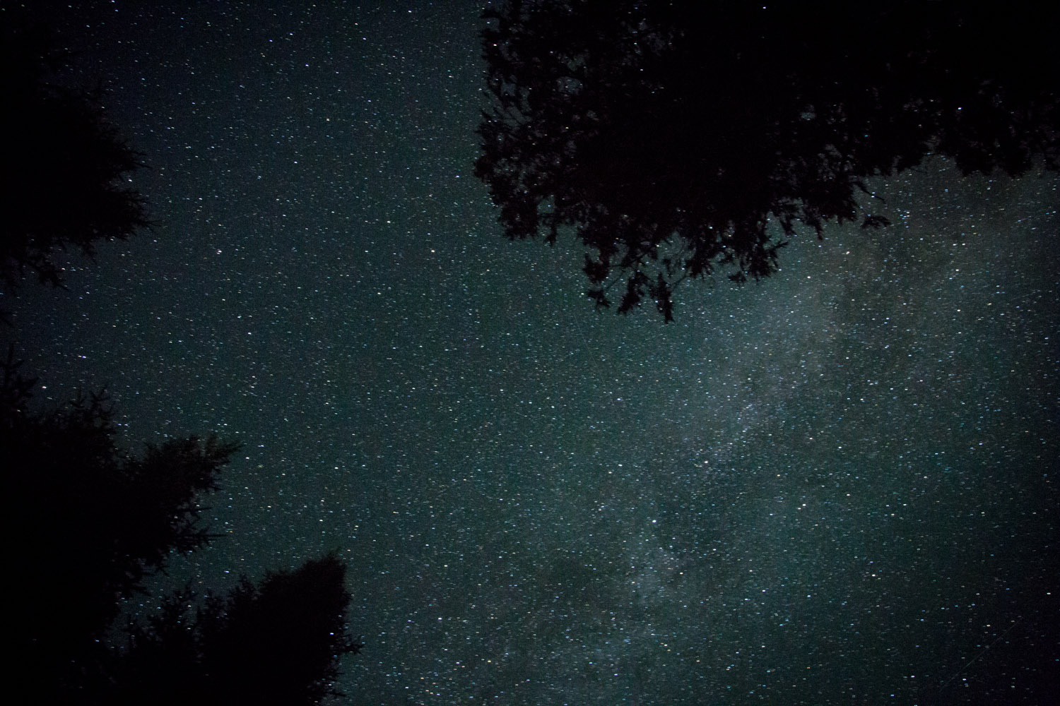 Another shot of that milkyway