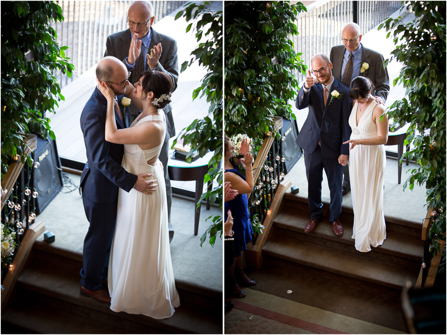 28-loring-green-minneapolis-minnesota-wedding-ceremony-first-kiss-thumbs-up-mahonen-photography.jpg