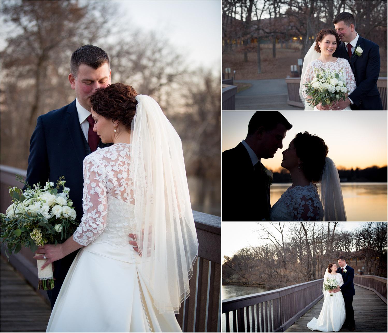 12-silverwood-park-winter-wedding-minnesota-bride-and-groom-wooden-brdge-three-rivers-sunset-golden-hour-portraits-mahonen-photography.jpg