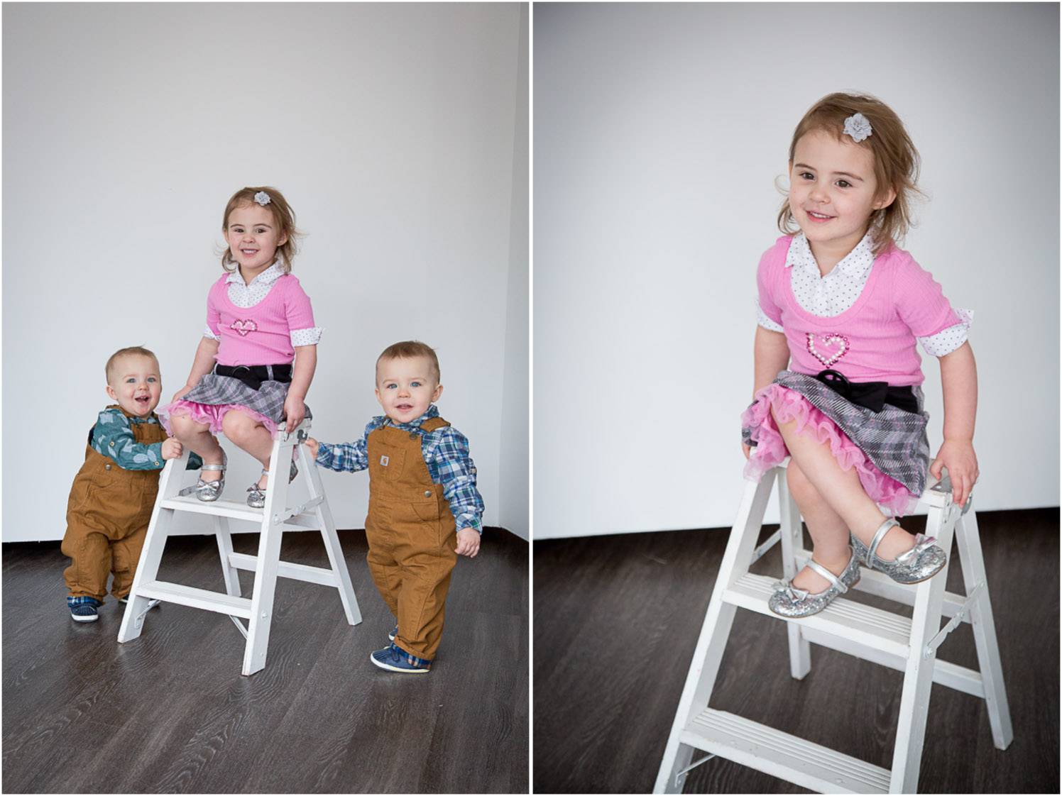 05-twin-boys-one-year-old-big-sister-family-of-three-photo-session-studio-gray-couch-carhardt-overalls-block-studios-minnesota-mahonen-photography.jpg
