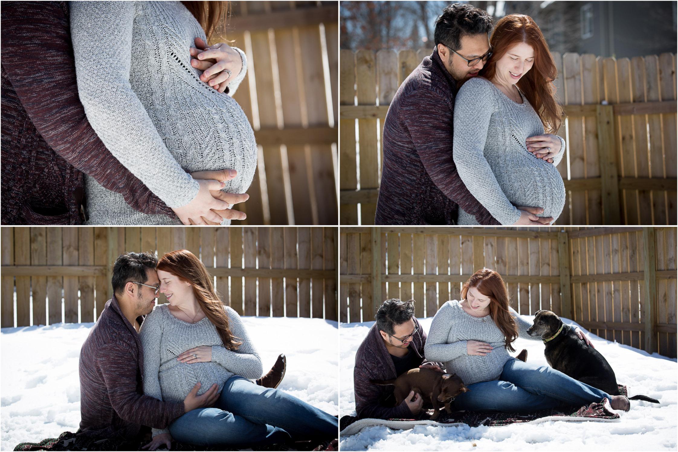 07-in-home-backyard-maternity-session-furbabies-family-mahonenphotography.jpg