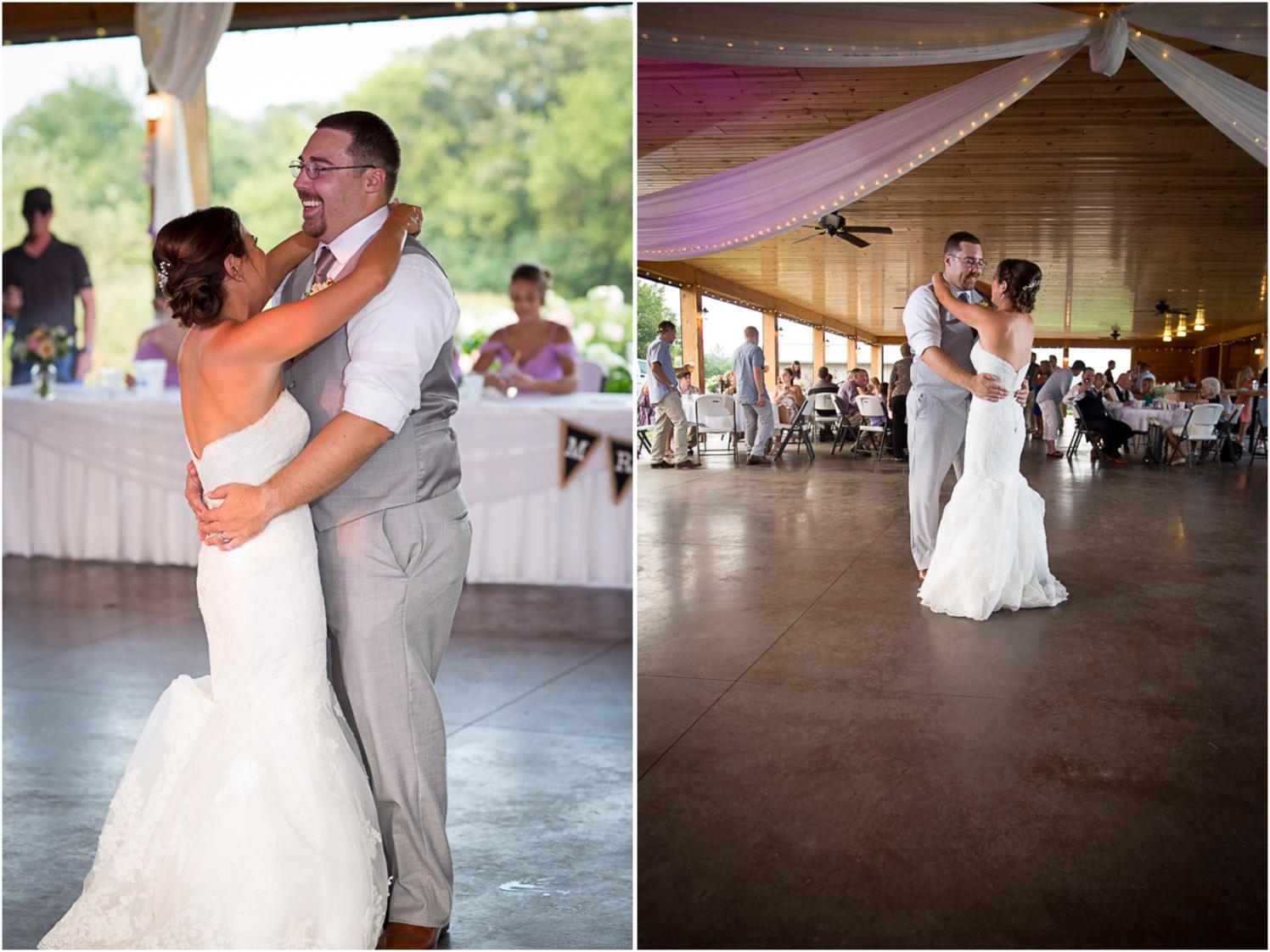 29-ridgetop-prescott-wisconsin-wedding-photographer-rustic-farm-corn-field-pavillion-reception-bride-and-groom-first-dance-mahonen-photography.jpg