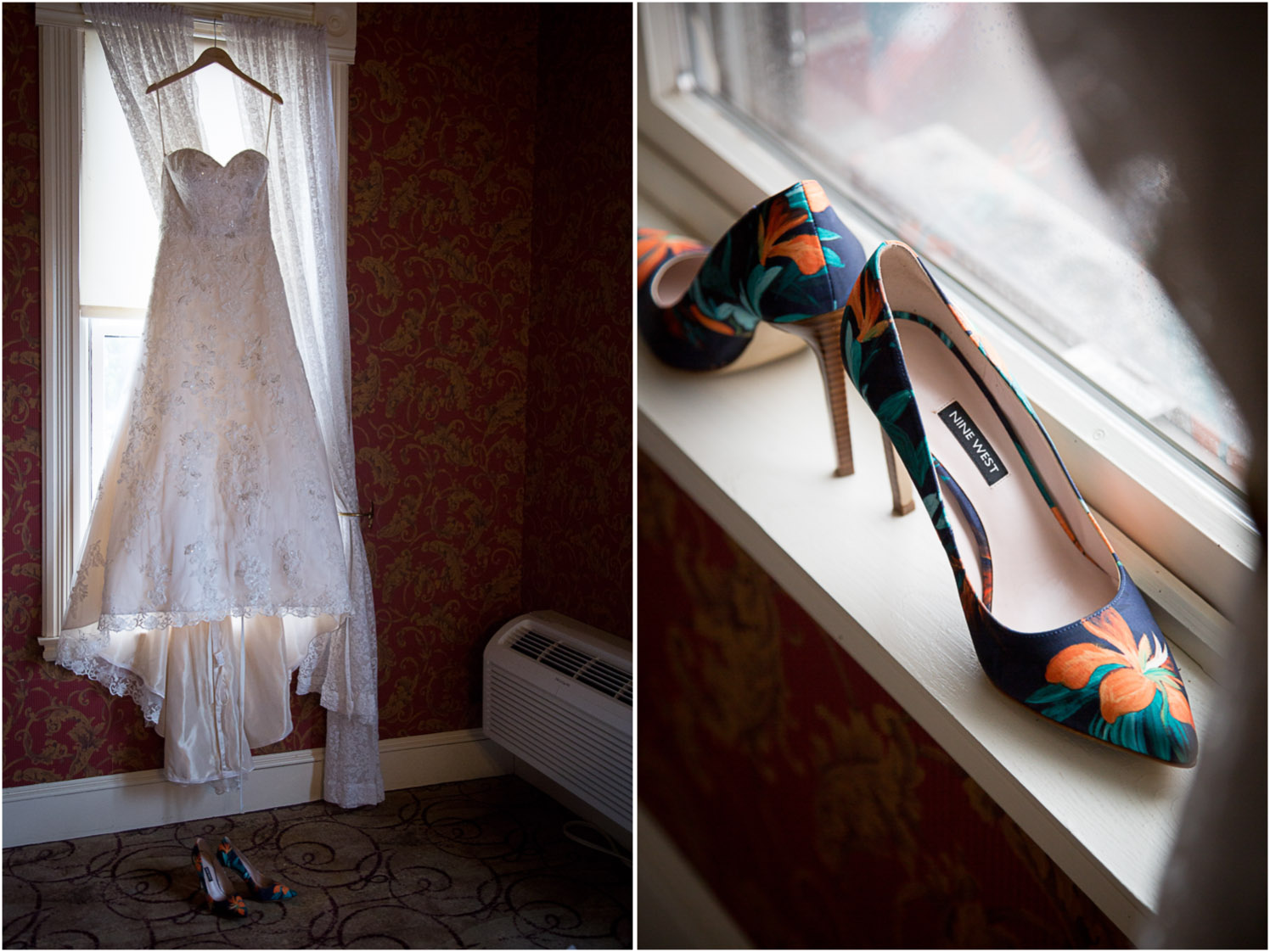 01-the-waterstreet-inn-stillwater-wedding-details-lace-gown-floral-nine-west-heels-bride-shoes-getting-ready-bridal-mn-wedding-photographer-mahonen-photography.jpg