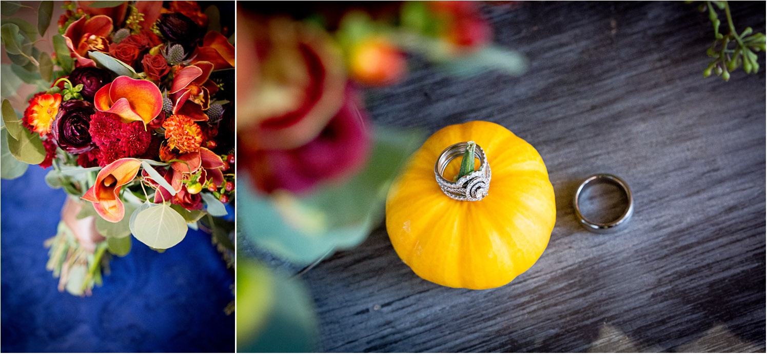24-loft-at-studio-j-stillwater-mn-wedding-details-ring-pumpkin-fall-colors-bridal-bouquet-cala-lily-orchid-orange-red-minnesota-photographer-mahonen-photography.jpg