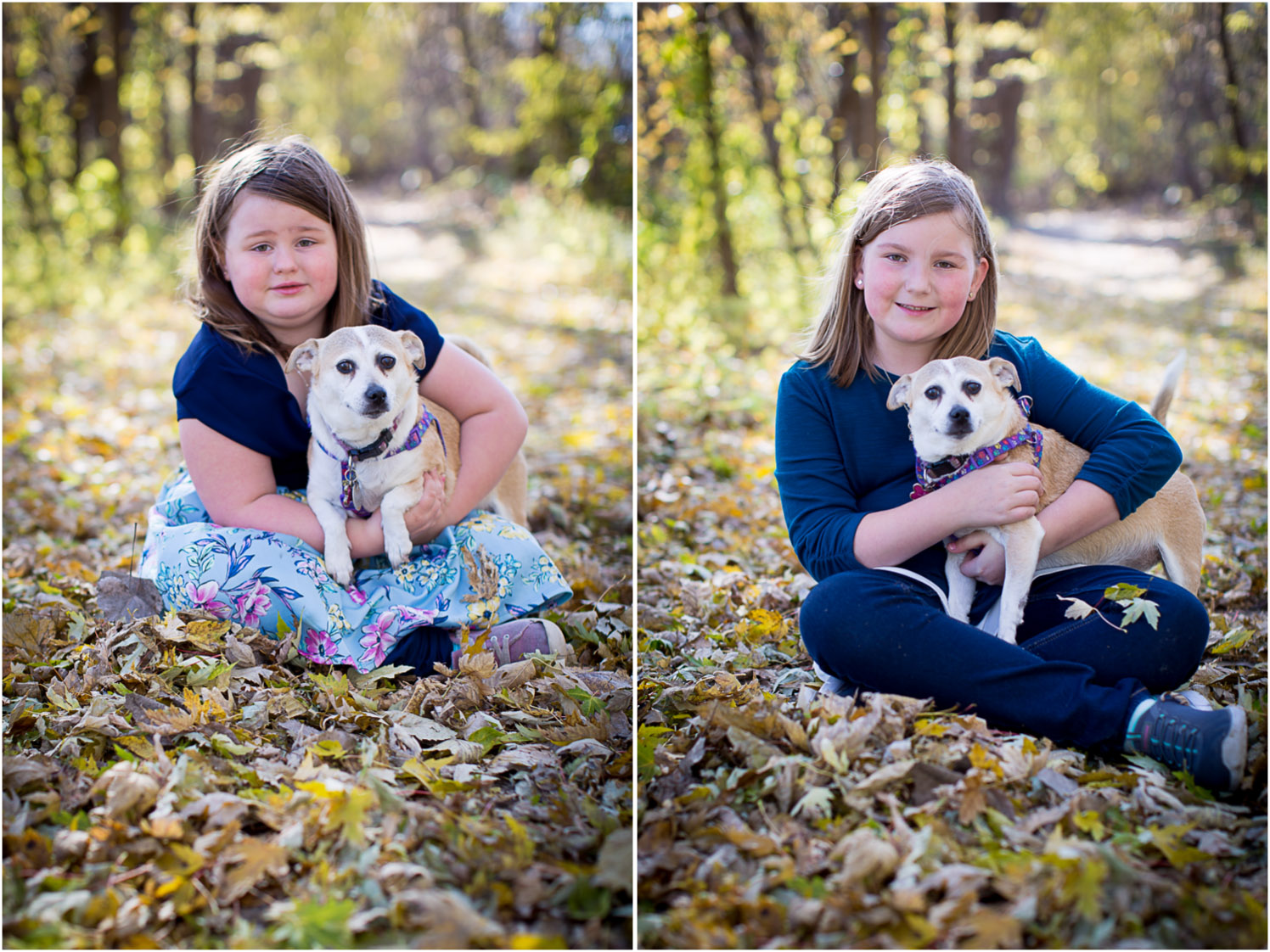 fort snelling state park mn family photographer girls with dogs