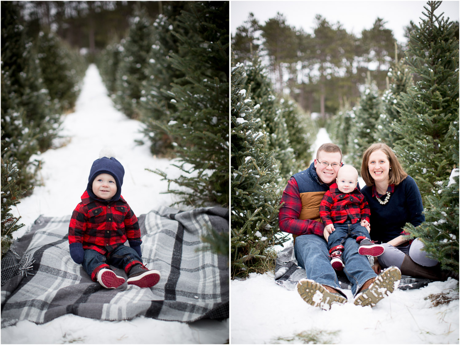 07-hansen-tree-farm-christmas-family-of-three-photographer-mn-winter-gray-plaid-blanket-mahonen-photography.jpg