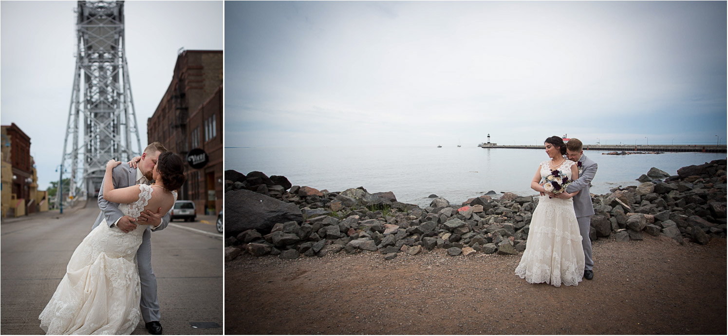 18-greysolon-ballroom-duluth-minnesota-summer-wedding-downtown-duluth-bride-and-groom-fun-casual-portraits-lift-bridge-lake-superior-boardwalk-mahonen-photography.jpg