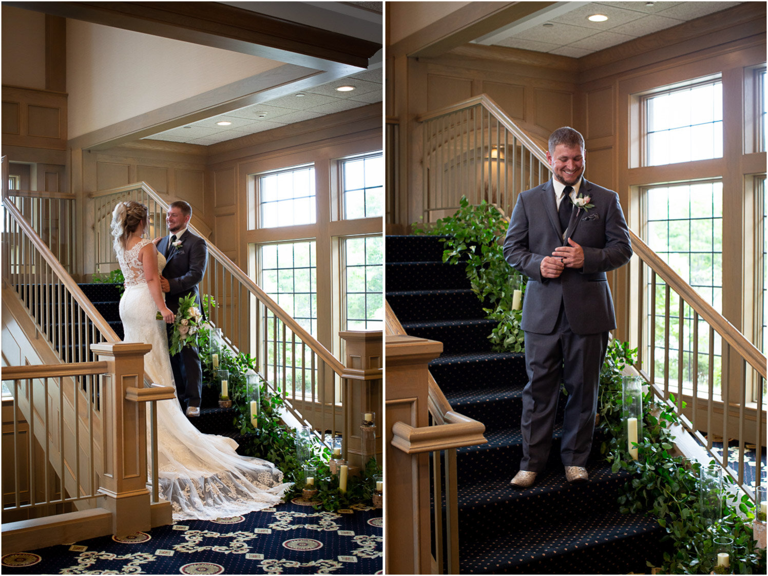08-rush-creek-golf-course-bride-groom-portrait-grand-staircase-mahonenphotography-mn-wedding-photographer.jpg