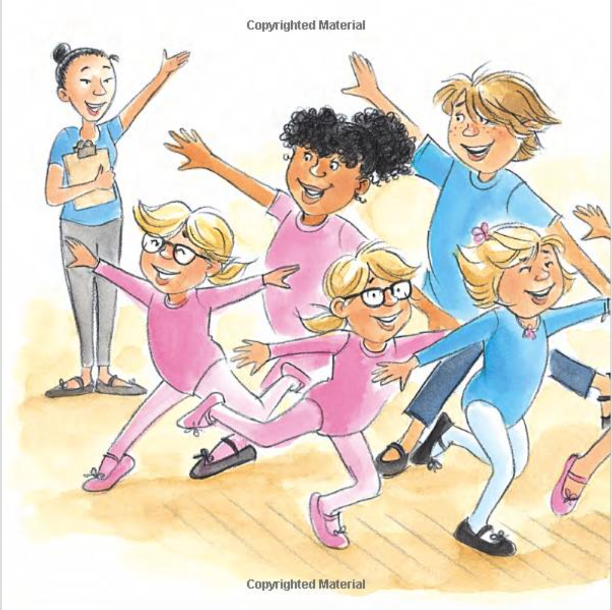 New dancers will love this fun story!