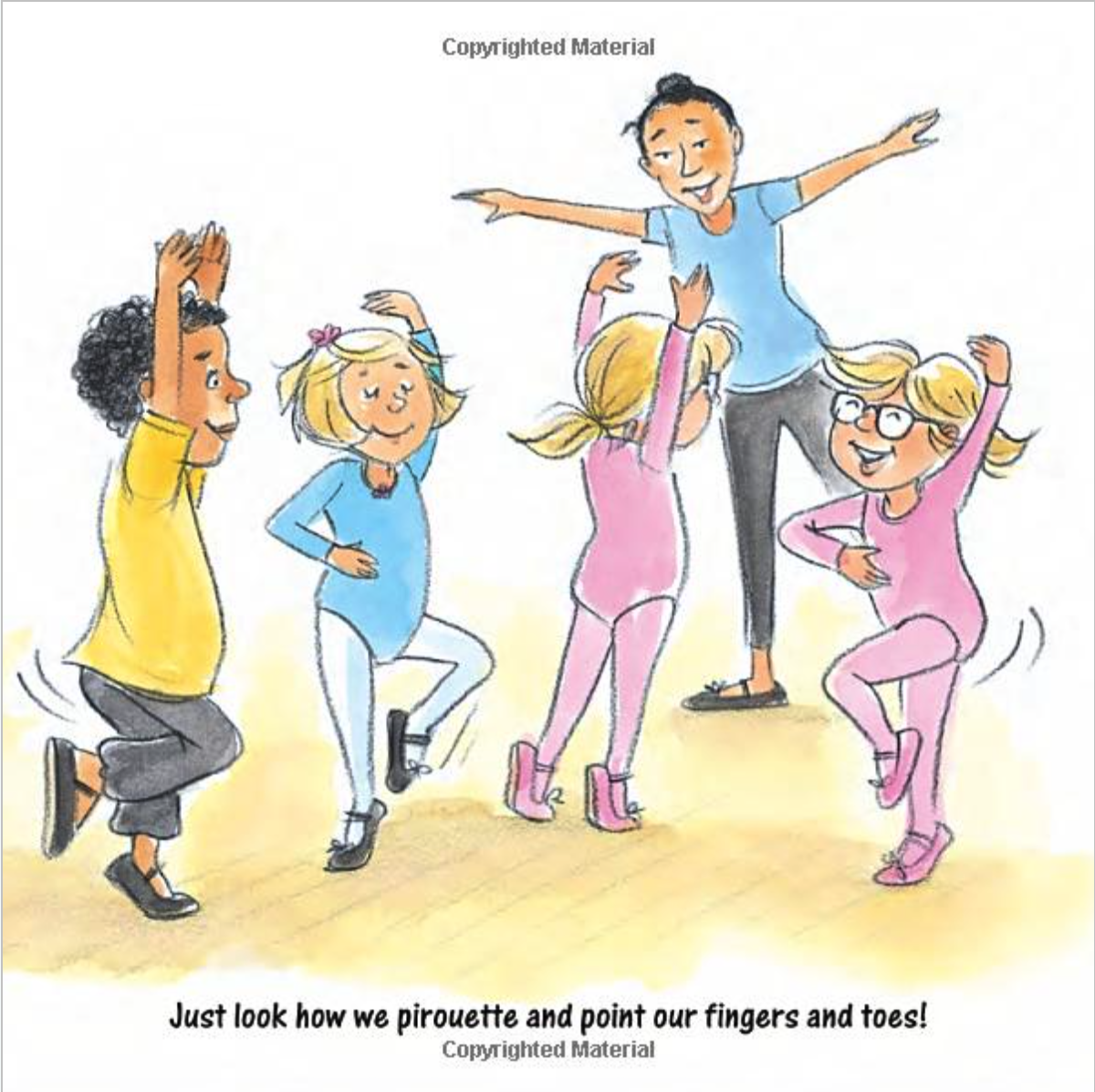 Free book for our young dancers