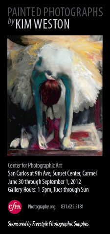 Kim Weston Show at Center for Photographic Art, June 30, 2012