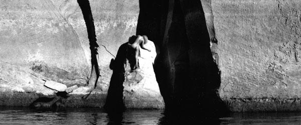 Kim Weston - Lake Powell #12 Nude & Rock