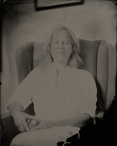 Portrait of Gina Weston