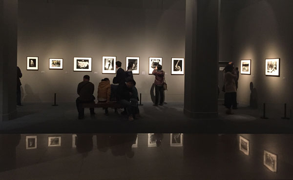 Kim Weston - Exhibition at The National Museum of China in Beijing
