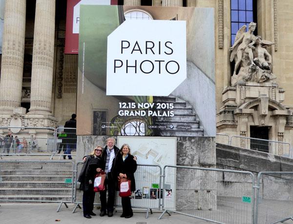 Kim Weston - At Paris Photo 2015