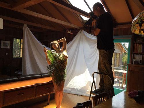 Kim Weston Nude Photo Workshops