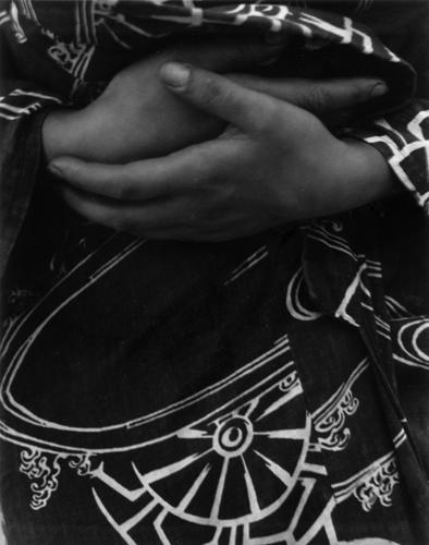 Hand (1H) | Edward Weston 1924