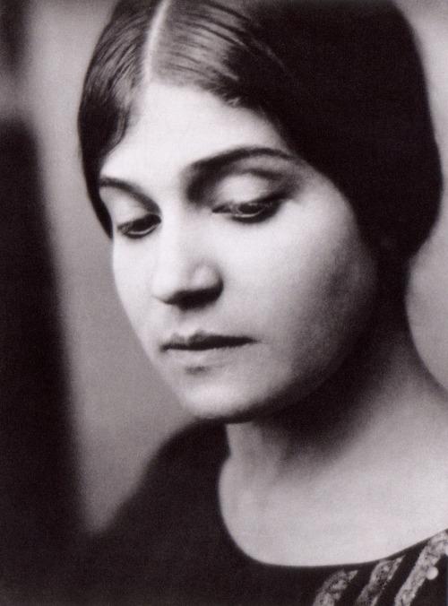 Tina Modotti by Edward Weston, c. 1930