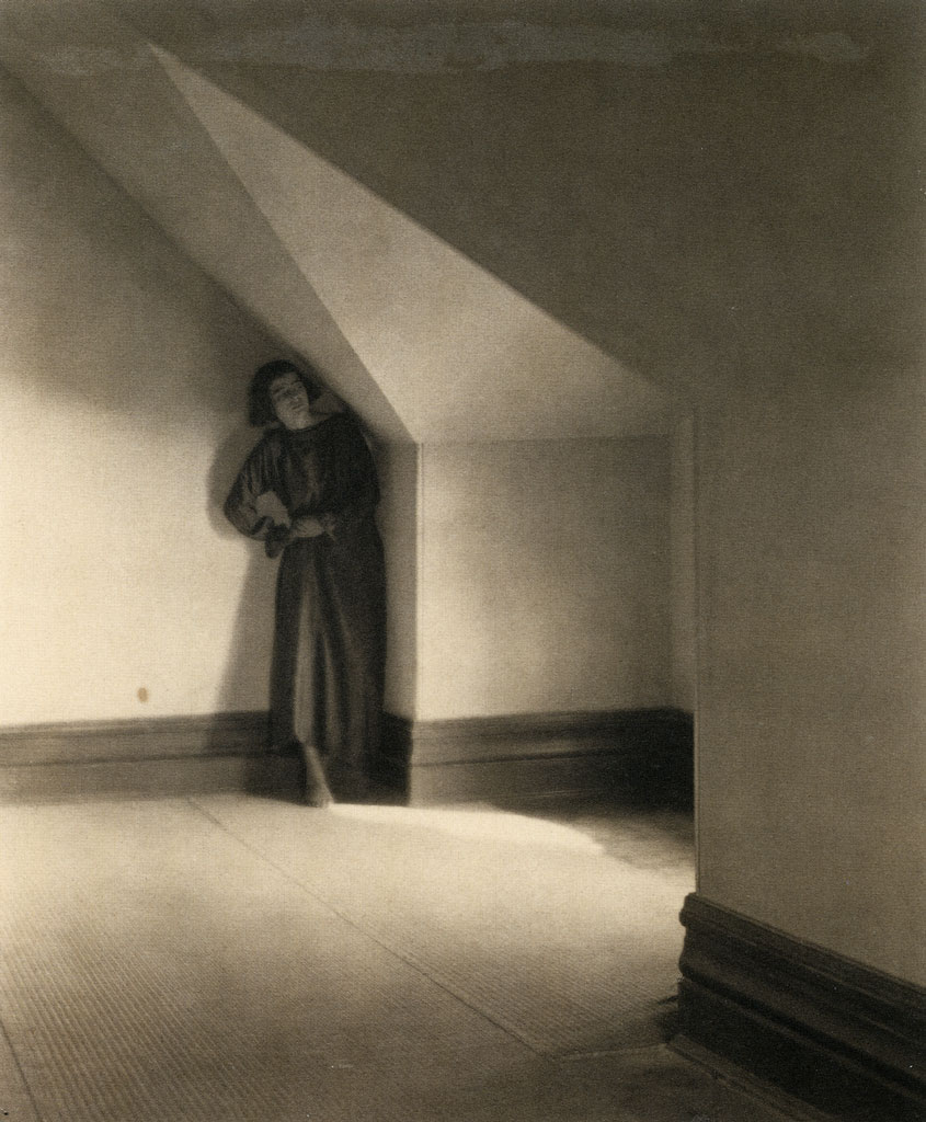 Betty in her Attic (1920) - Edward Weston