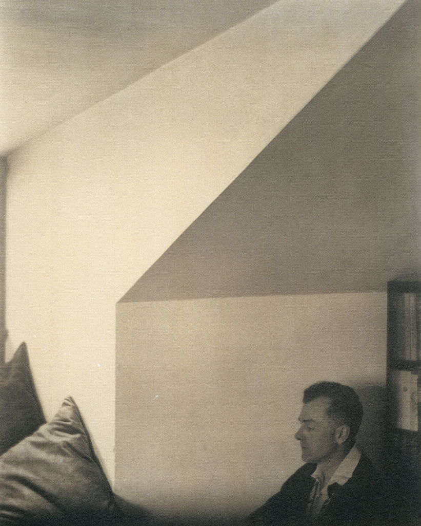 Ramiel in his Attic (1920) - Edward Weston