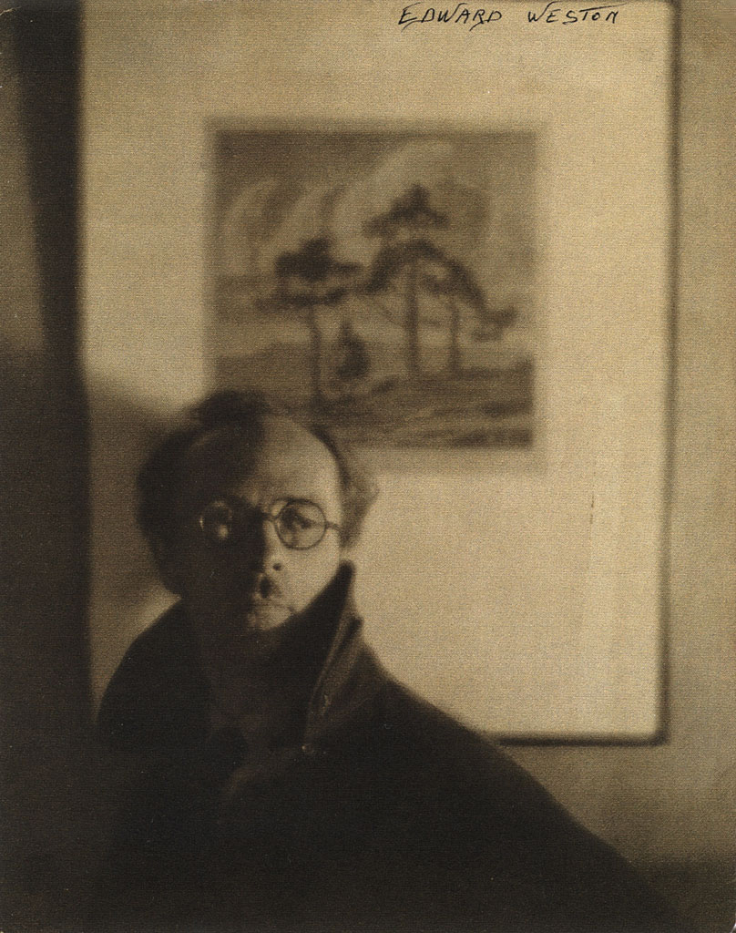 Edward Weston by Margrethe Mather (1921)