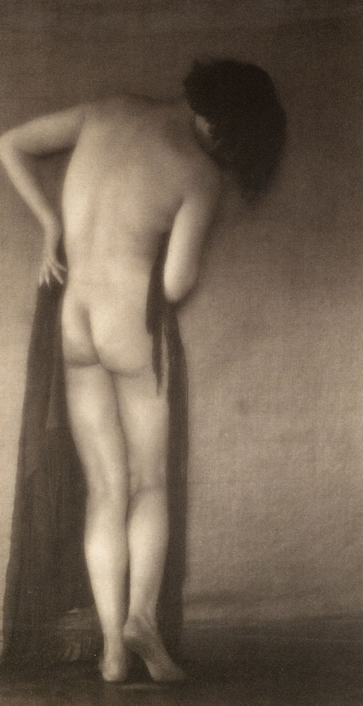 Nude with Shawl (1921) - Margrethe Mather