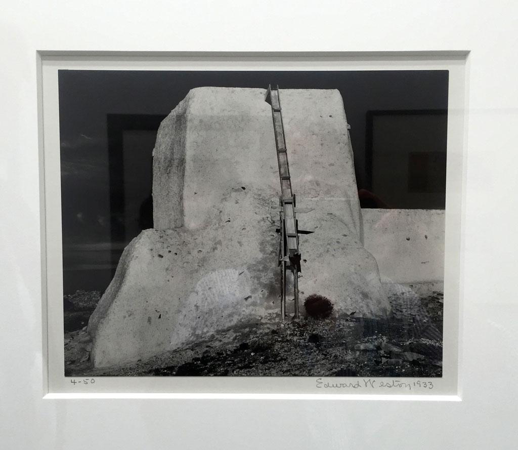 Church at Laguna, New Mexico 37A 1933 - Edward Weston