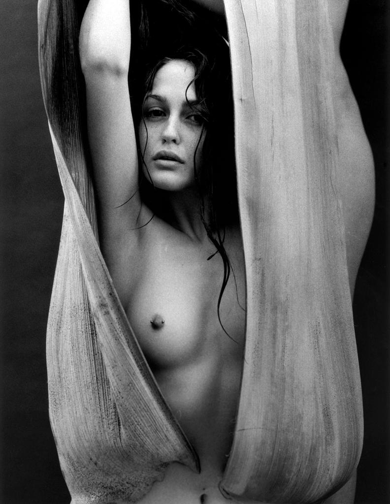 Kim Weston | Nude in Leaf
