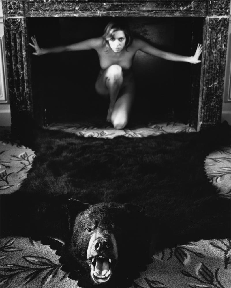 Kim Weston | Nude and Bear