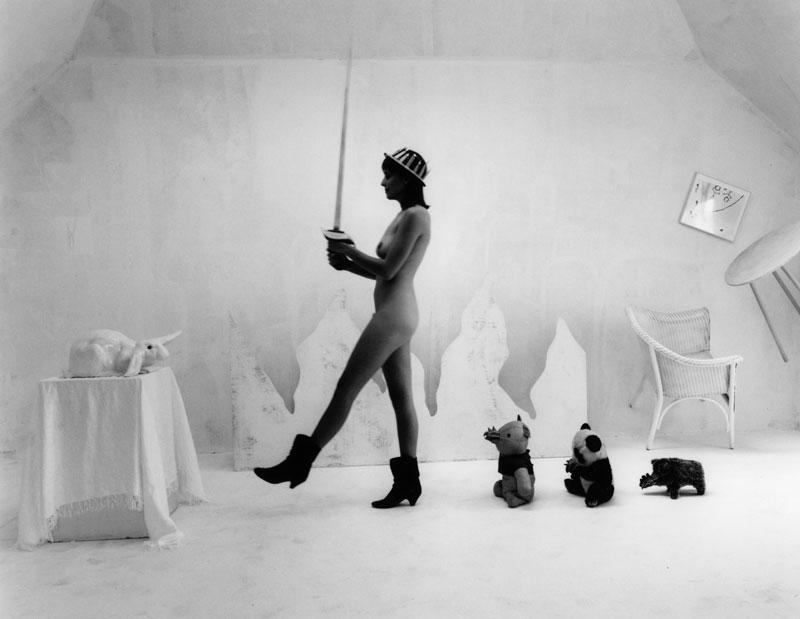 Kim Weston | Alice with Animals