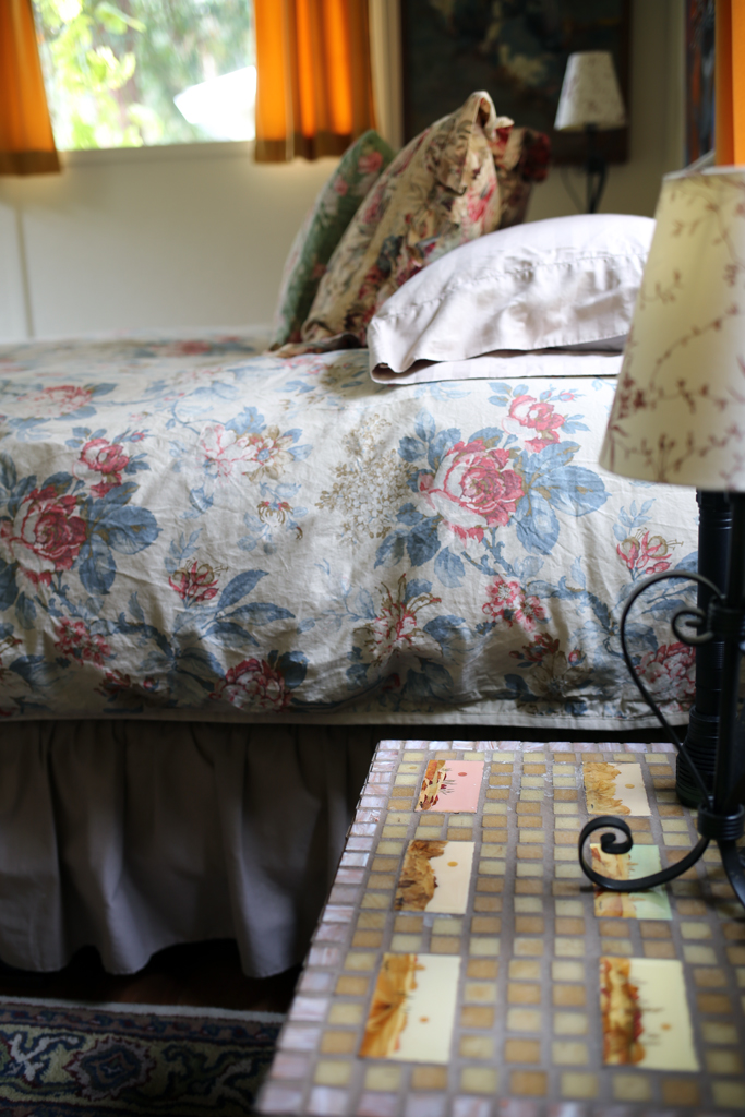 Bedroom in Bodie House.