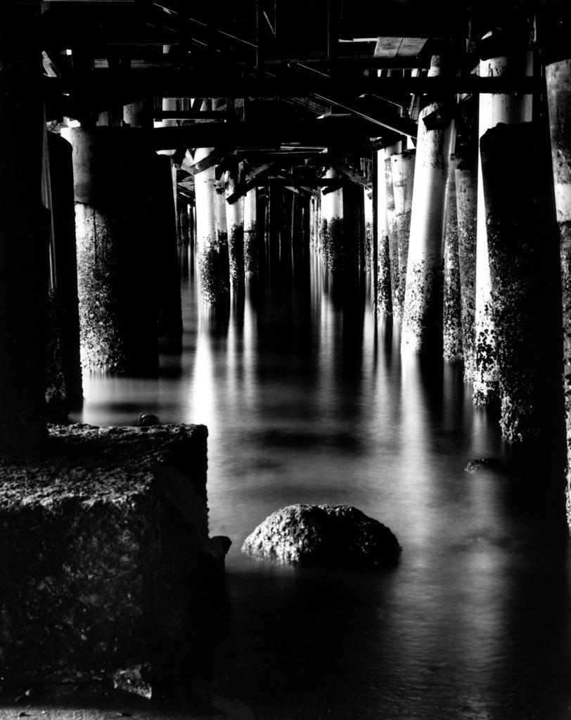 """""""Under the Wharf"""" by Zach Weston"""