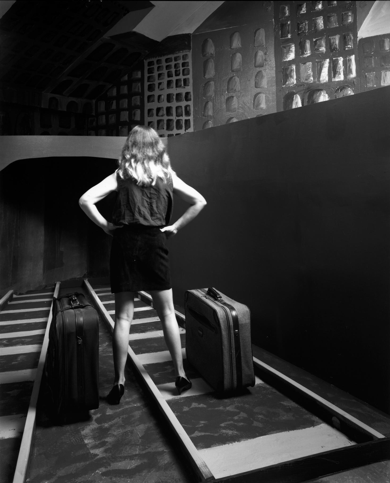 """Leaving New York"" by Kim Weston"
