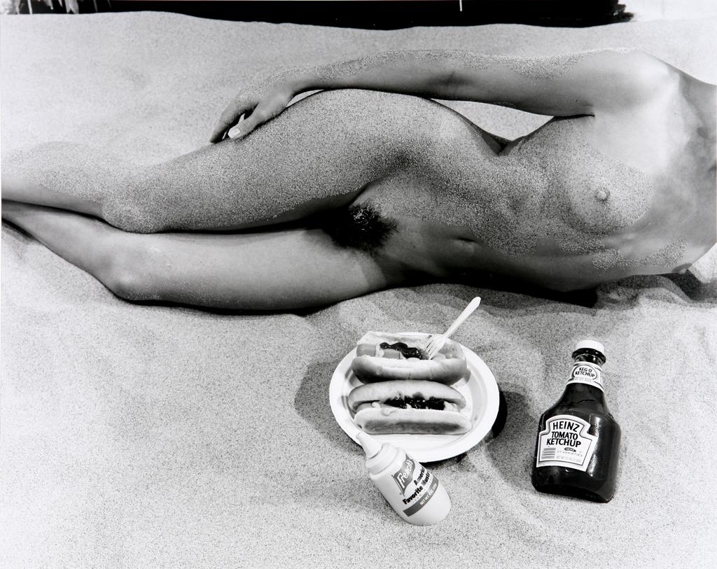 Kim-Weston-Nude-with-Hotdogs-Vintage.jpg