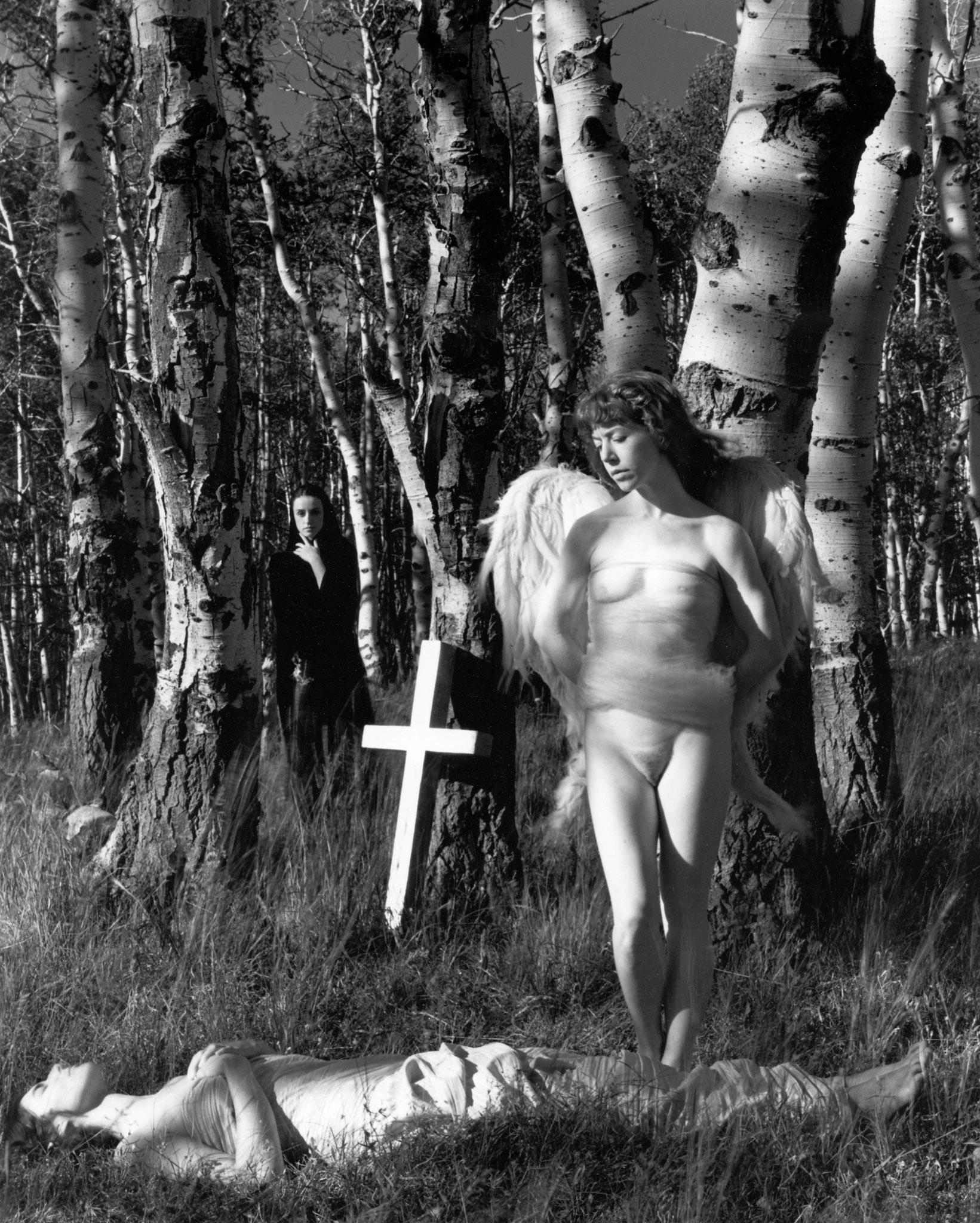 Aspen Mourning