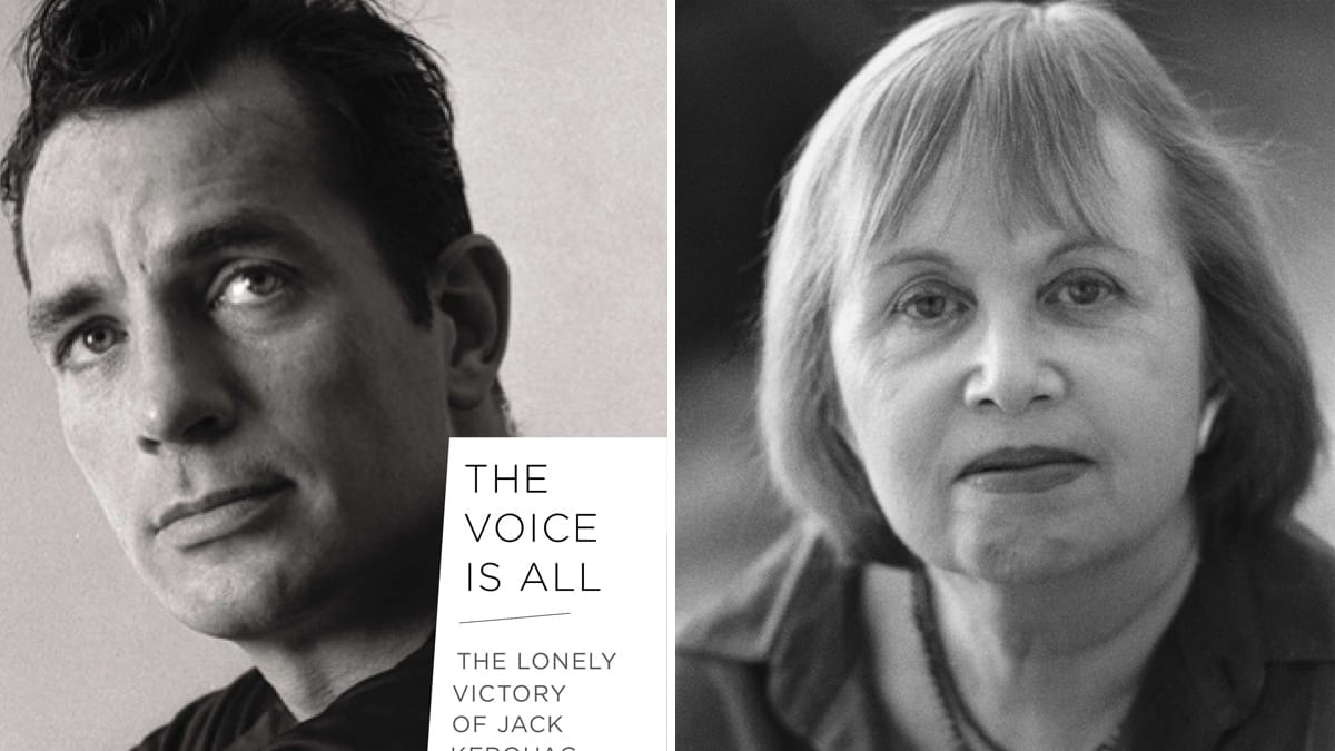 """You Don't Know Jack: Kerouac Biographer Joyce Johnson and ' The Voice is All ',""  The Daily Beast,  September 16, 2012."