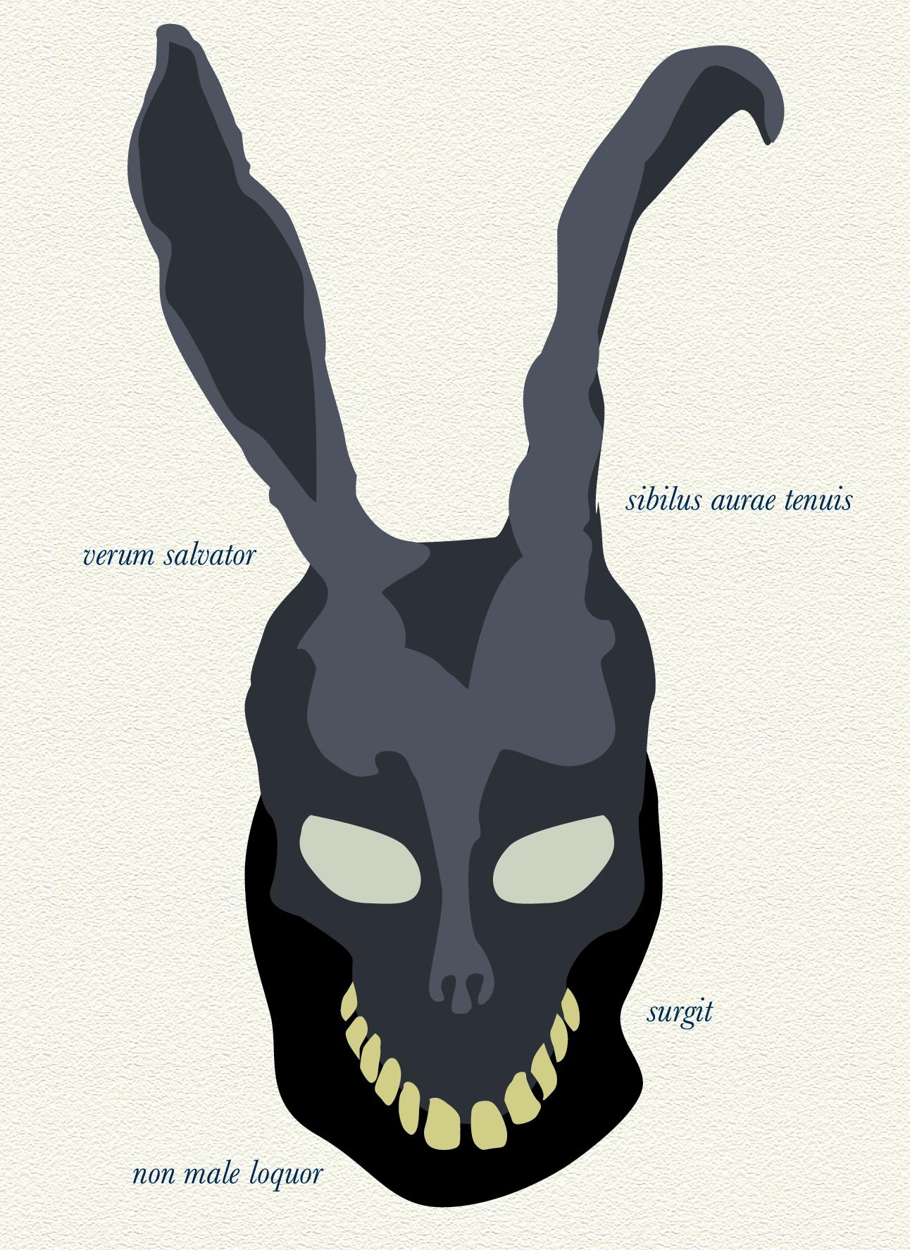 Donnie Darko - Promo Illustration