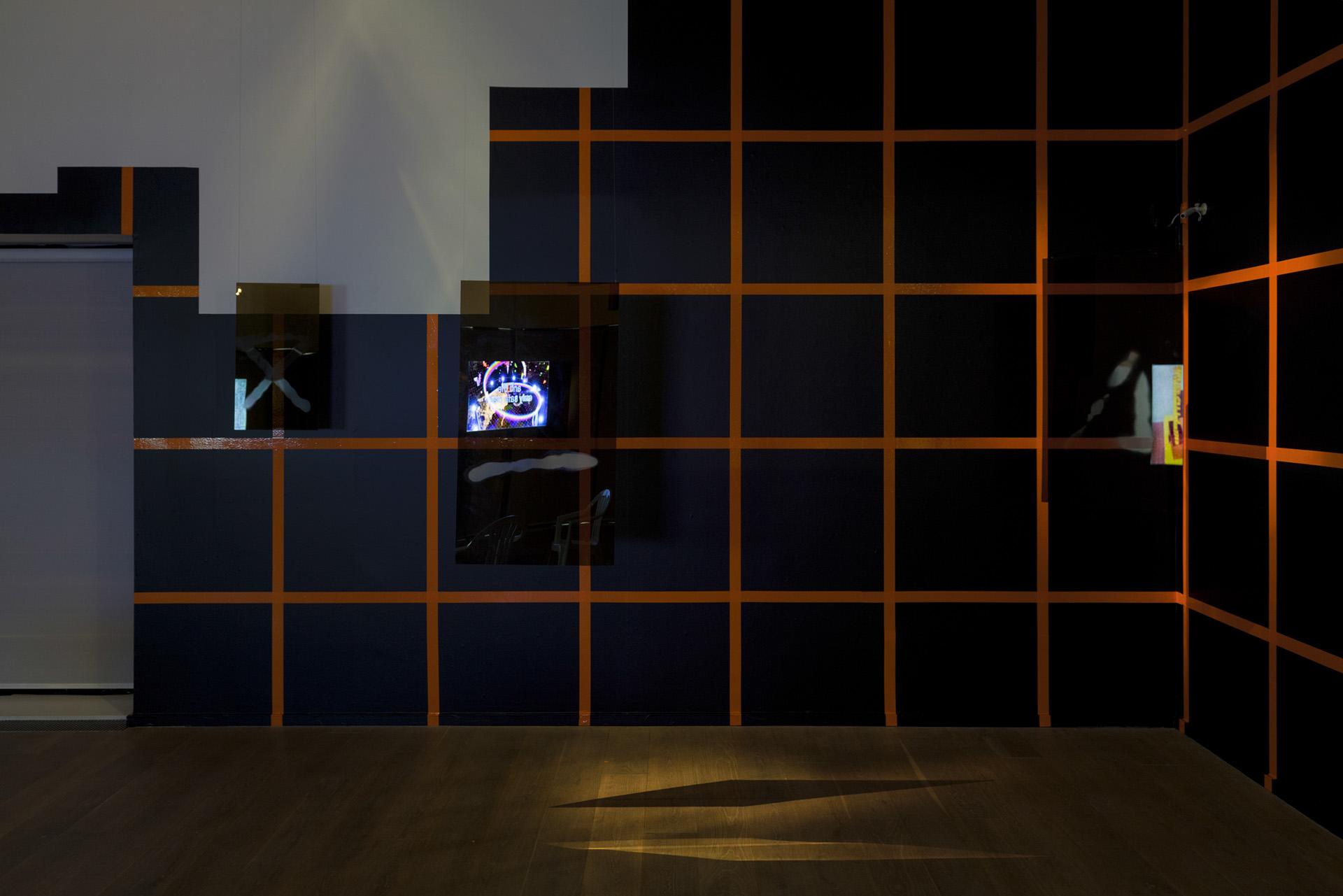 Installation view of Gallery 2, Solstice Arts Centre, Ireland.