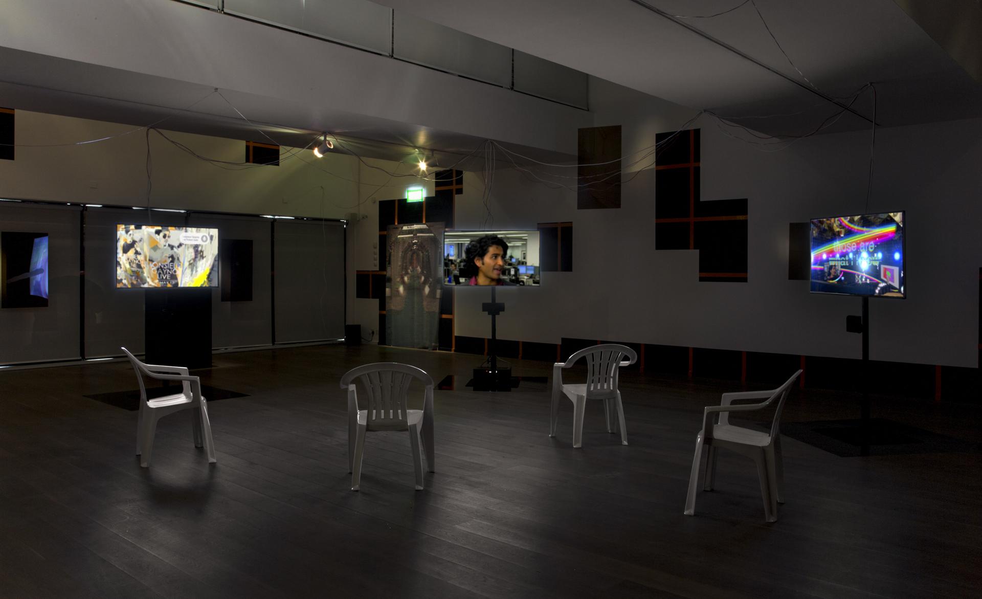 Installation view Gallery 2, Solstice Arts Centre, Ireland.
