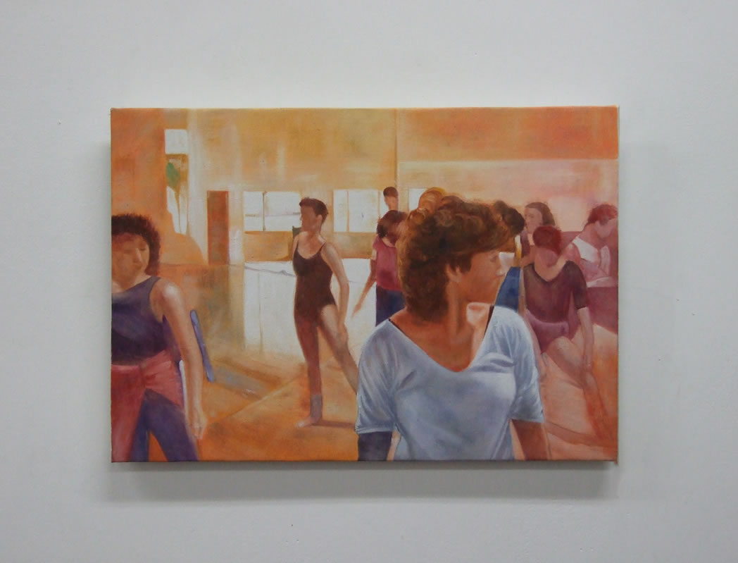 Reproduction of a Robert Hunt painting produced in Dafen, China (2010)