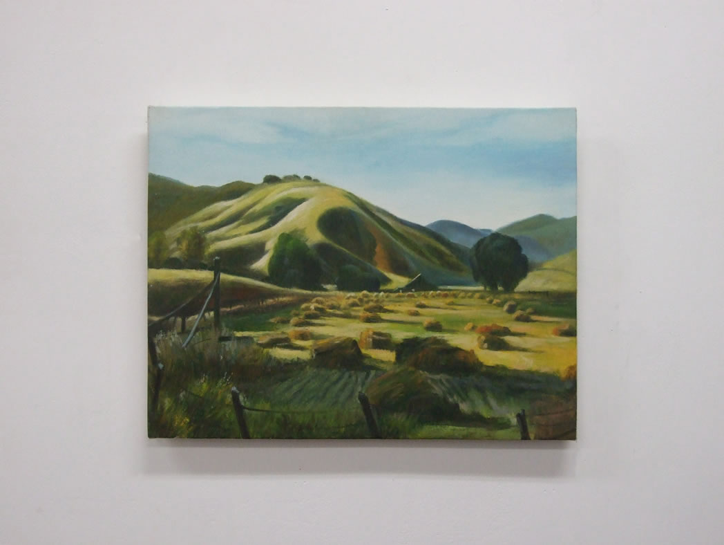 Reproduction of an Emil Kosa Jr. painting produced in Dafen, China (2010)