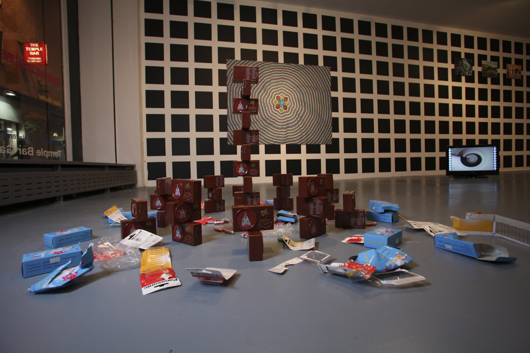 Plastic and Batteries and Waste (2010)