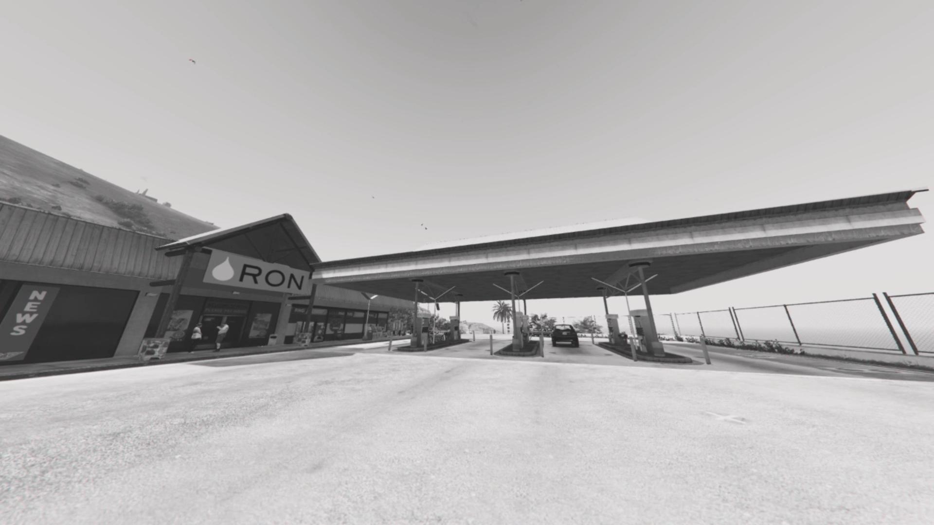 RON, LAGO ZANCUDO