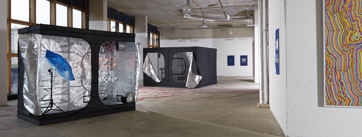 HELIOSYNTH Installation View