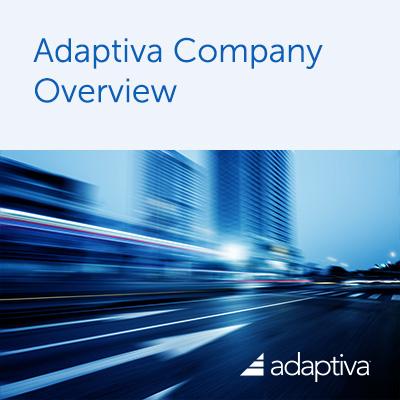 Adaptiva Company Brochure