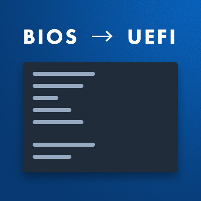 Secure 10: BIOS to UEFI Solution (2017 Update)