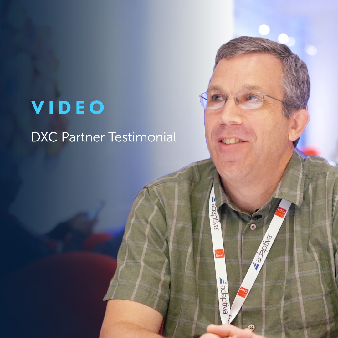 DXC Partner Testimonial Video