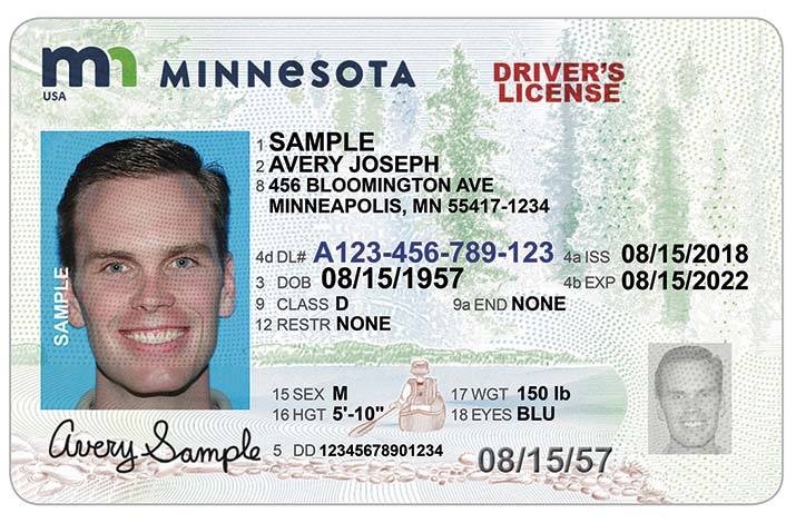 Current Government Issued I.D.   Acceptable identification includes: State-issued Driver's License, State-issued I.D. Card or Military Identification Card