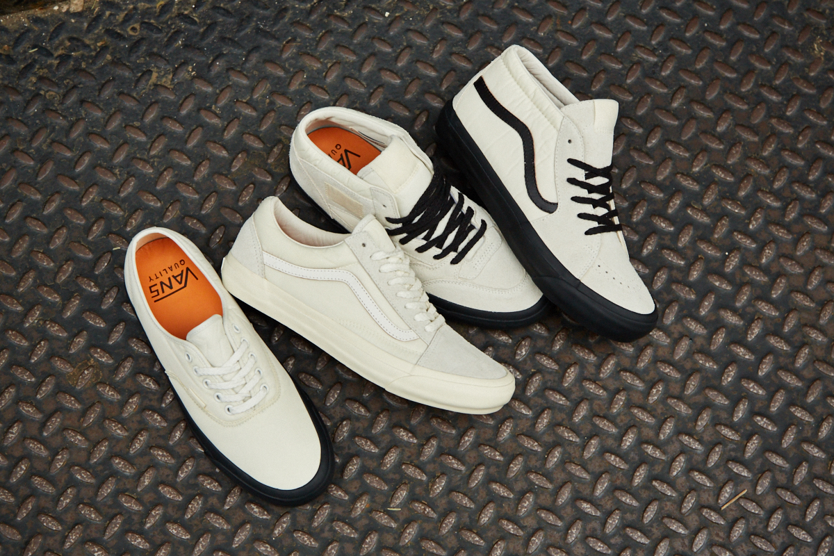 Vans Vault X Our Legacy — The General by Vans